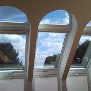 Sonnenschutzfolie ein Hitzeschutz für helle Räume