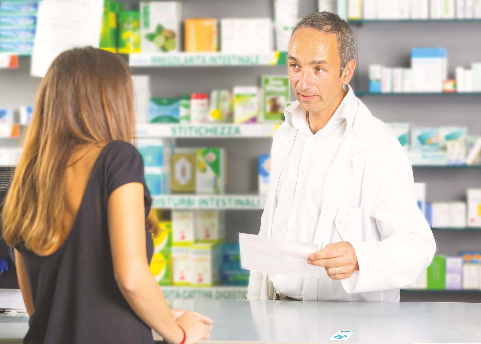 Pure zone antimikrobielle Schutzfolie Theken