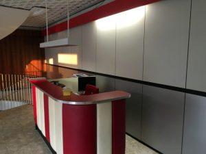 3D Möbelfolie neues Design für Wandvertäfelung