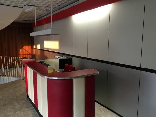 Möbelfolie neues Design für Wandvertäfelung