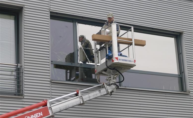 Protecfolien - Sonnenschutzfolie für Fenster mit Montage