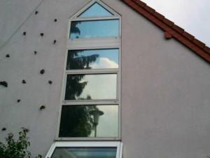Sichtschutzfolie Spiegelfolie